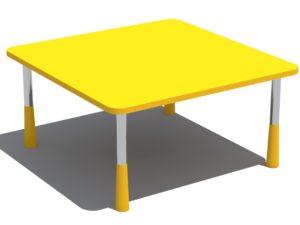Kandiline laud Leho kollane