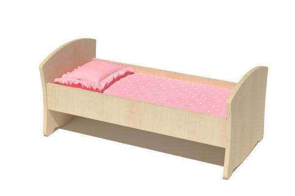 Mängunurga häll - voodi