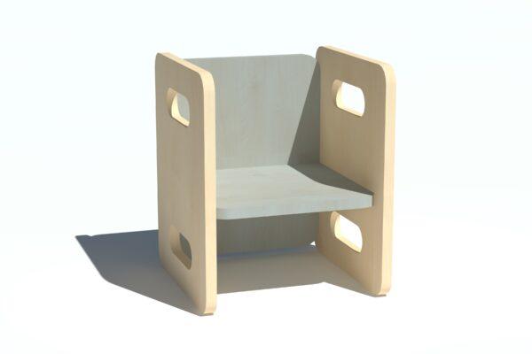 Laste tool-laud vineerist hall