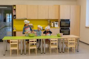 Õppeköök lasteaias
